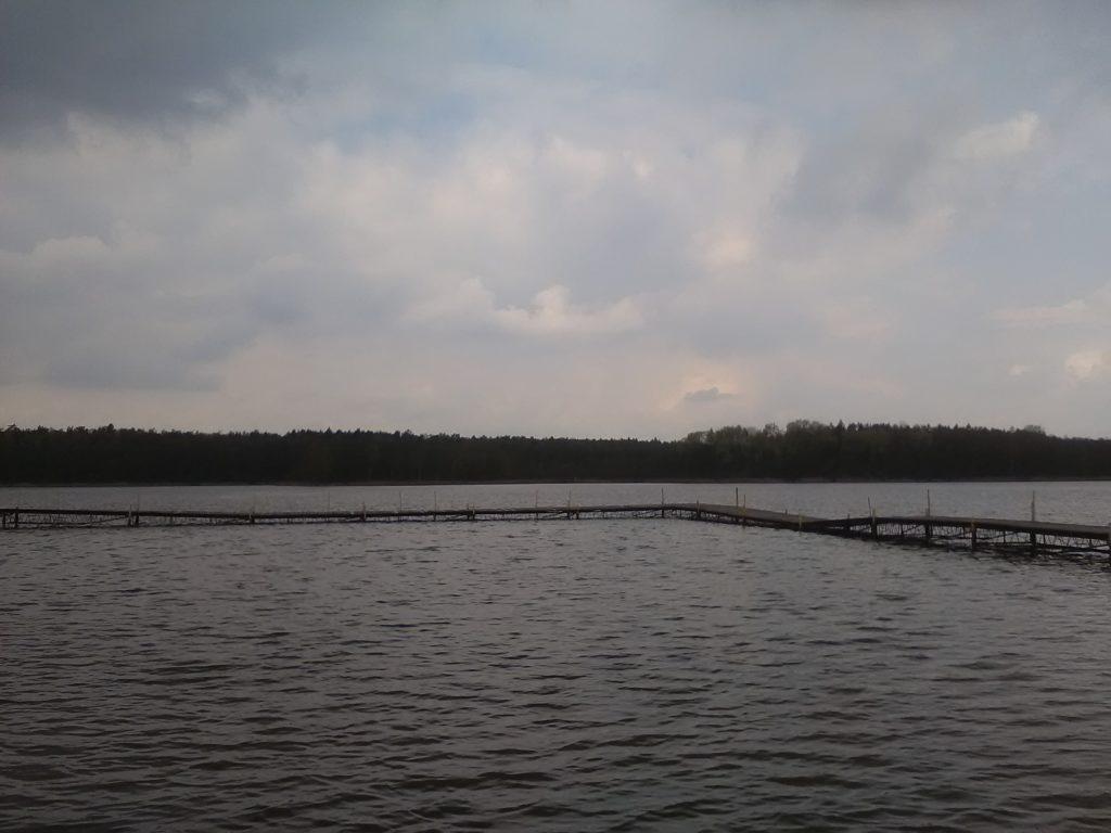 Plaża Jezioro Strzeszyńskie