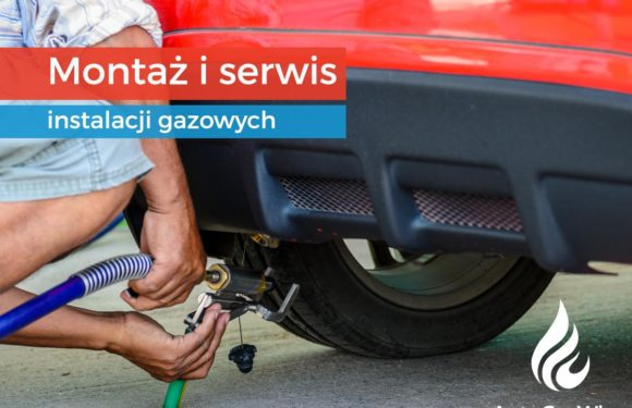 Instalacje gazowe – AUTO GAZ Wiry koło Poznania