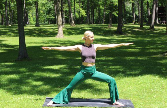 Darmowe zajęcia jogi w plenerze